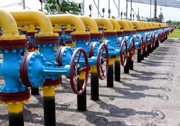 За две недели января в Украину импортировано 1 млрд куб м российского газа