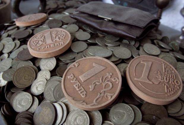 Количество сделок на Украинской бирже за год уменьшилось на 55%
