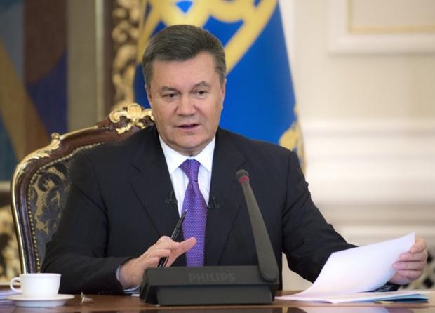 Регионалы призывают Януковича ввести чрезвычайное положение