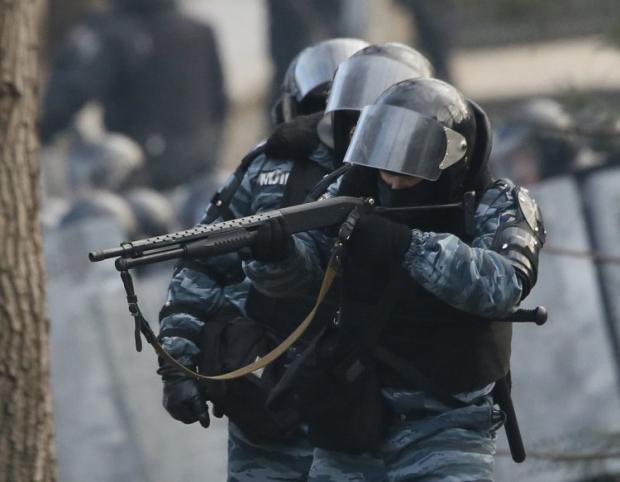 Беркут цілеспрямовано стріляв у представників преси - заява