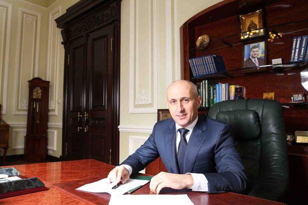 Председатель Нацбанка Украины Игорь Соркин