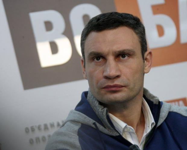 Klitschko went to Yanukovych again