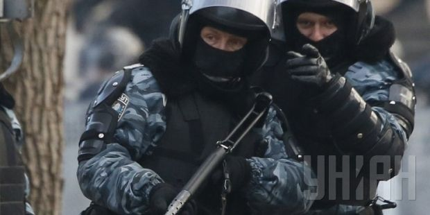 Майдана 20 02 2014 бои с беркутом