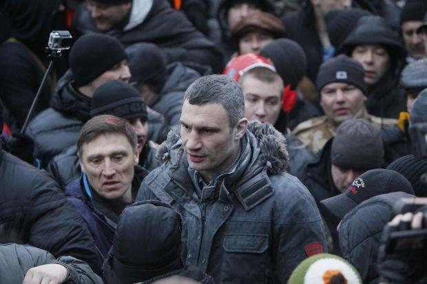 Виталий Кличко / REUTERS