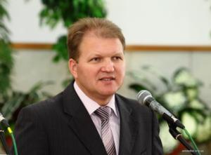 Виктор Алексеенко, руководитель Церкви АСД в Украине