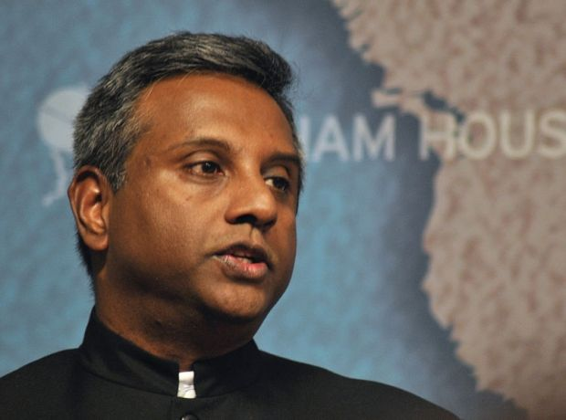 Салил Шетти Генсек Amnesty International / Chatham House